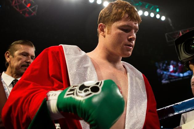 Canelo vs. Trout Results: Breaking Down What's Next for Both Fighters