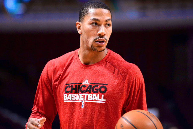 Should Derrick Rose Put on His Superman Costume and Save the Chicago Bulls?