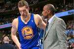 Warriors Lose All-Star David Lee for Rest of Playoffs