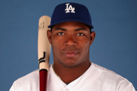 Yasiel Puig Is on the Disabled List at Double-a Chattanooga