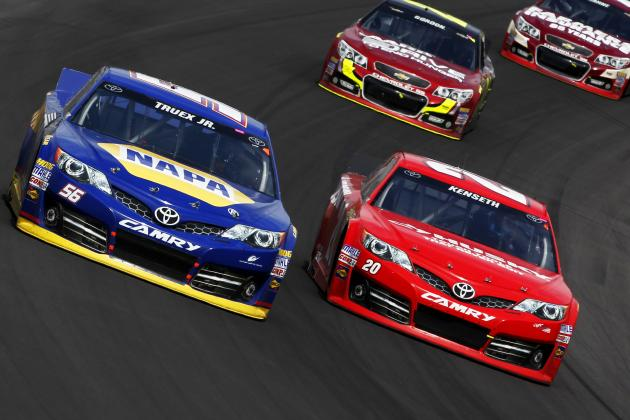 Kenseth Wins STP 400 for 2nd Victory of the Year