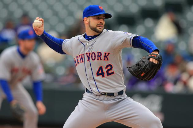 Dillon Gee and Mets Down Nationals, 2-0