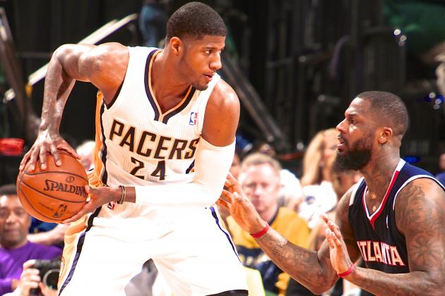 Atlanta Hawks vs. Indiana Pacers: Game 1 Score, Highlights and Analysis
