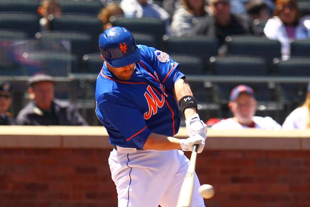 John Buck, Dillon Gee Lead Mets Past Nationals in Rubber Game