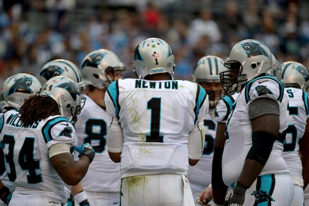 Carolina Panthers Schedule Will Measure Team's Success and Talent Level