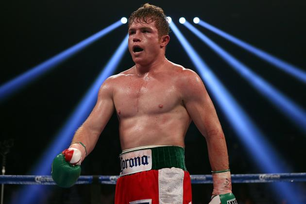 Why Canelo Alvarez Is Best Bet to End Floyd Mayweather's Reign Atop Boxing