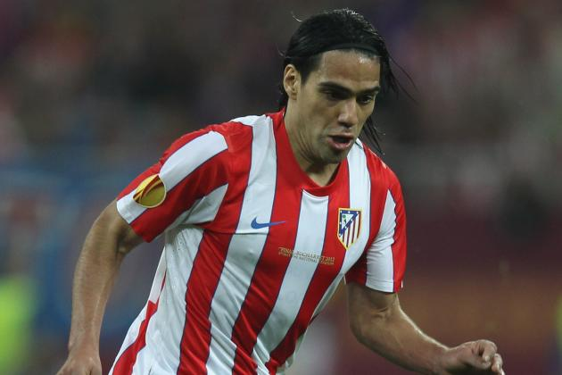 Falcao Gives Atletico 1-0 Win at Sevilla