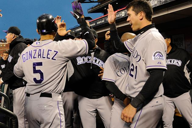 Are the Colorado Rockies the Hottest Team in the National League?
