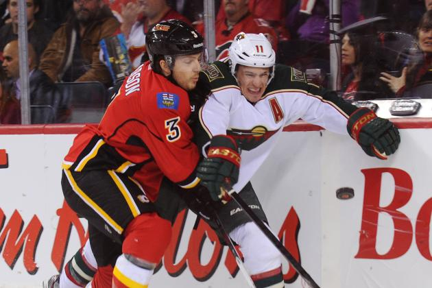 ESPN Gamecast: Flames vs. Wild