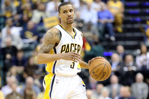 Aggressive Pacers Win with Offense, Knock off Hawks 107-90
