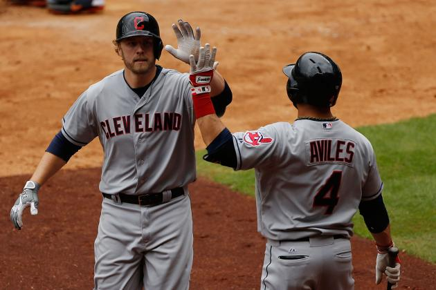 Reynolds Puts Indians over Astros with HR