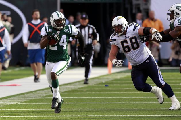 Revis Era Ends with an Error for Bumbling Jets