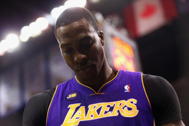 Dwight Howard Re-Establishes Superstar Status in Lakers' Game 1 Loss to Spurs