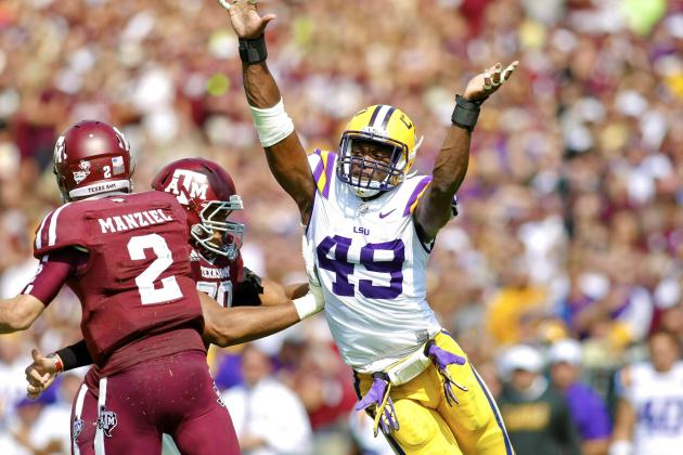Barkevious Mingo Scouting Report: NFL Outlook for LSU DE/OLB