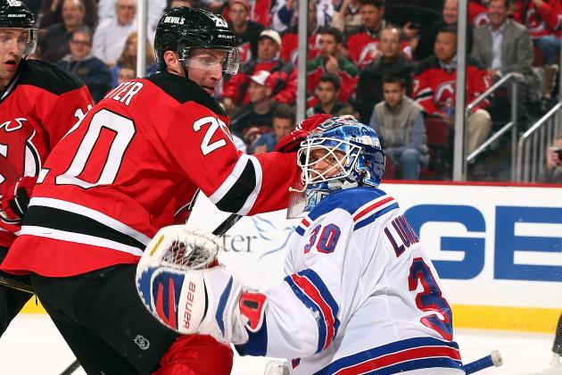 Rangers Finish off the Devils, 4-1
