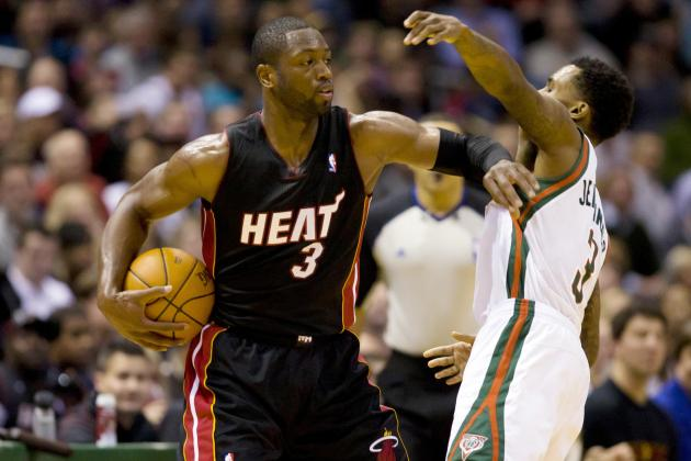 NBA Gamecast: Bucks vs. Heat