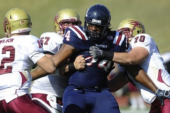 Nick Williams Scouting Report: NFL Outlook for Samford DT