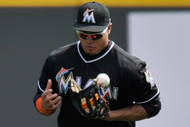 Bad for Giancarlo Stanton, Worse for Miami Marlins in Loss to Cincinnati Reds