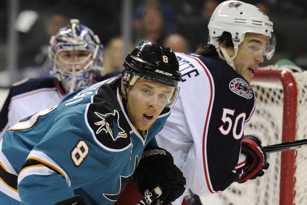 ESPN Gamecast: Blue Jackets vs. Sharks