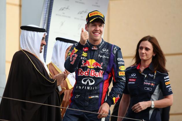 Formula 1 2013: Sebastian Vettel Proves Dominance with Bahrain GP Victory