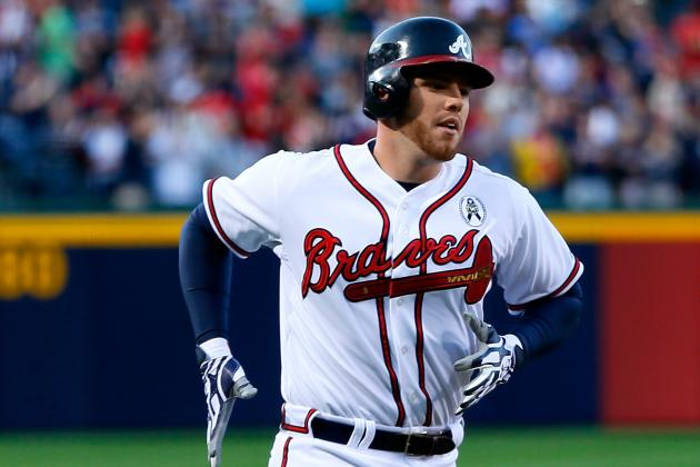 Freddie Freeman Is on His Way Back