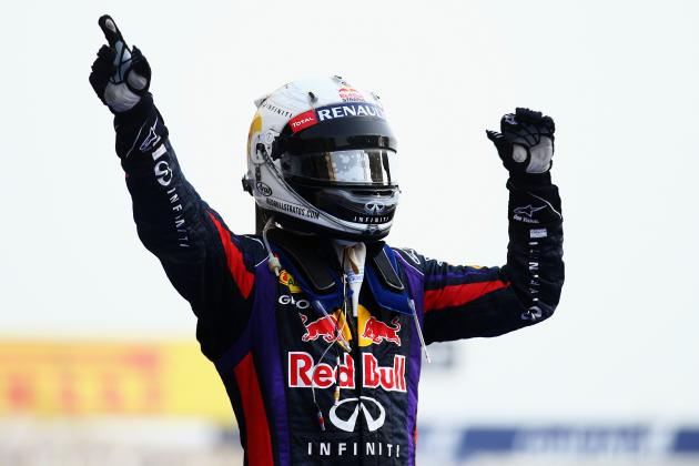 Bahrain Formula 1 2013: Biggest Winners and Losers from Latest Grand Prix