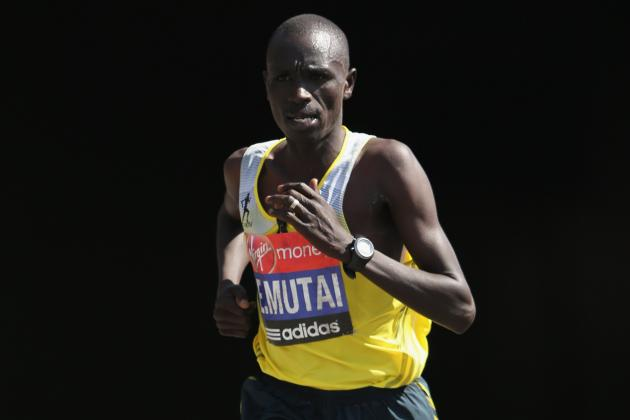 London Marathon 2013: Emmanuel Mutai's Health Fails Him Once Again