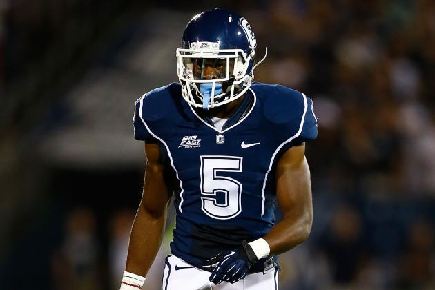 Blidi Wreh-Wilson Scouting Report: NFL Outlook for Connecticut CB