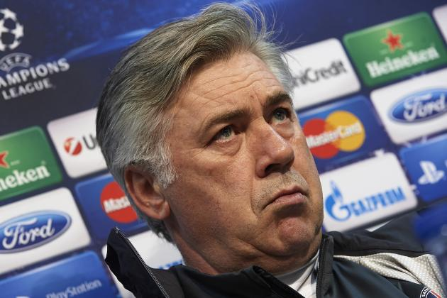 Ancelotti Struggling to Explain PSG Inconsistency