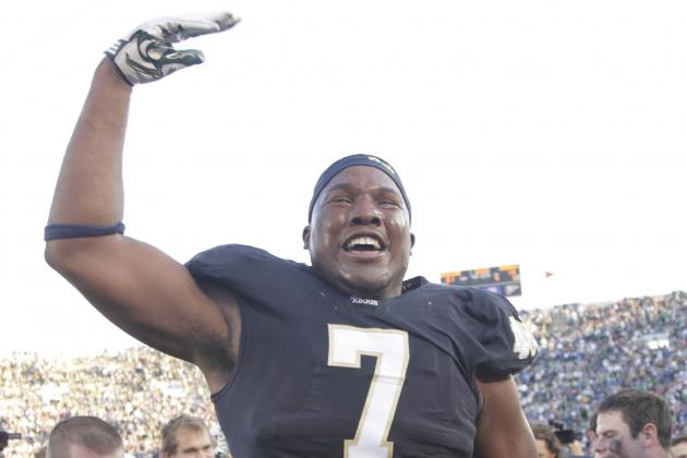 Notre Dame Football: 3 Reasons the Offense Will Be Elite in 2013
