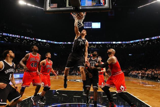 Position-by-Position Matchup Guide for Brooklyn Nets vs. Chicago Bulls