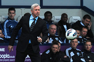 Newcastle's Alan Pardew Remains Wary of Drop Despite West Brom Draw
