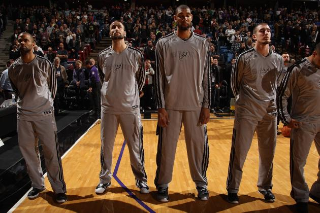 Spurs vs. Lakers: Los Angeles Has No Answer for San Antonio's Impressive Depth
