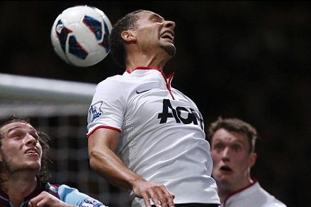 Ferdinand to Get United Testimonial