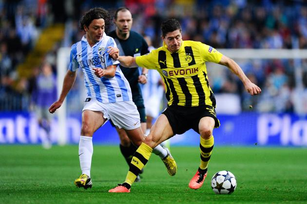 Manchester United Transfer News: Red Devils Coy on Move for Robert Lewandowski