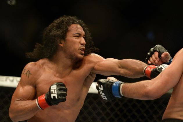 Where Does UFC on Fox 7 Rank Among 2013's UFC Cards?