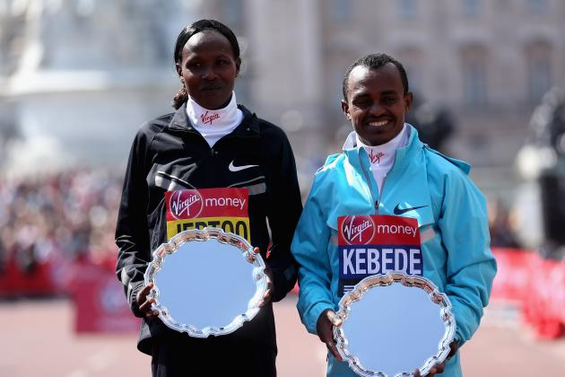 London Marathon 2013 Results: Closer Look at Race's Winners