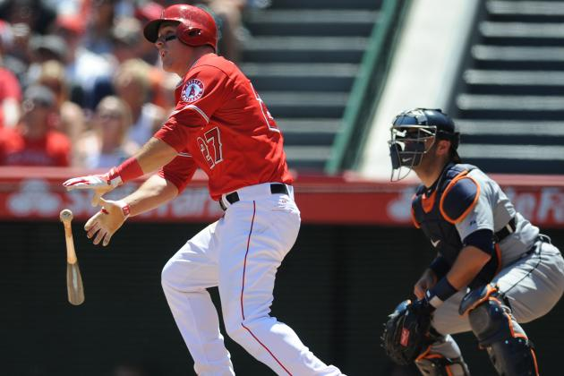 Angels Beat Tigers 10-0, Rough Up Rick Porcello: Recap, Quotes and Highlights