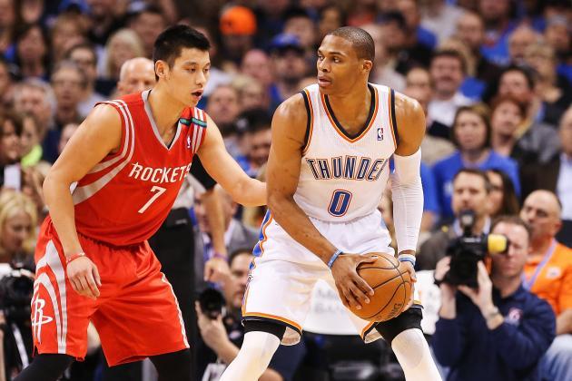 NBA Gamecast: Rockets vs. Thunder