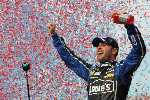 What Jimmie Johnson Must Do to Become the Greatest Driver in NASCAR History