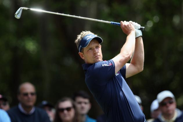 Luke Donald: Will Former World No. 1 Ever Become a Dangerous Closer?