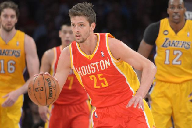 Parsons Knows His Role Houston's Top Defender