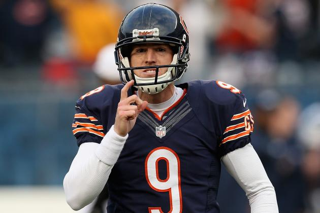 Report: Robbie Gould Underwent Surgery on Calf