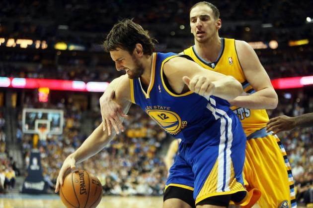 Andrew Bogut Has Nuggets' Attention