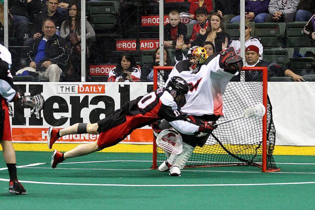 National Lacrosse League: Playoff Picture Finally Firm