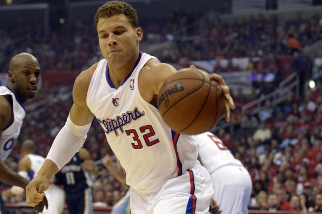 Blake Griffin and Clippers Making Big Push on Boards