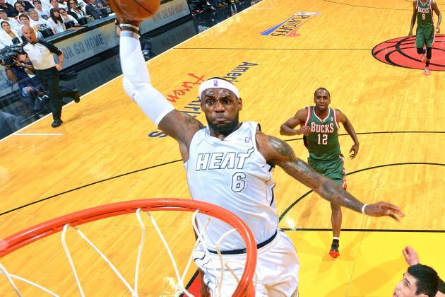 Miami Heat vs. Milwaukee Bucks: Game 1 Score, Highlights and Analysis