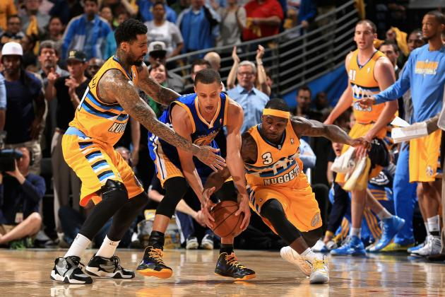 Position-by-Position Matchup Guide for Denver Nuggets vs. Golden State Warriors