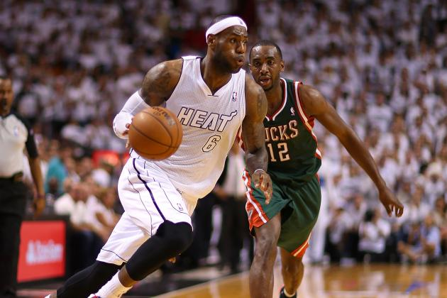 Predicting LeBron James' Statistical Ceiling in 2013 NBA Playoffs