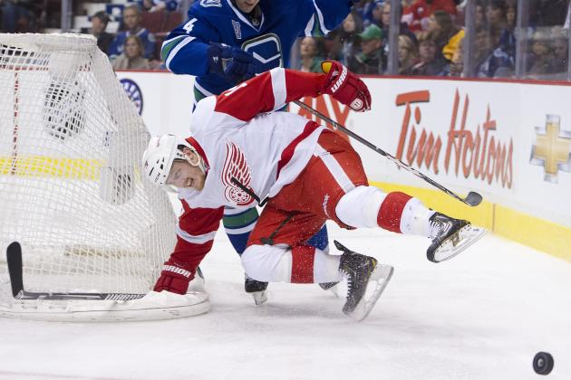 How Detroit Red Wings' 21-Year Playoff Streak Clouded Management's Judgment